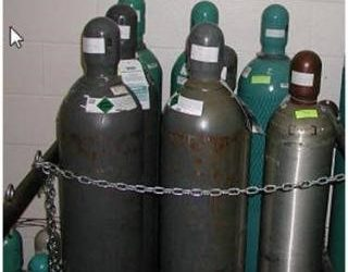 Safety Best Practices For Storage Of Compressed Gas Cylinders