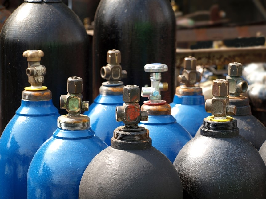 Best Practices and Tips for Proper Gas Cylinder Storage