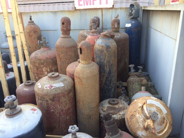 Benefits Of Hiring A Gas Cylinder Recycling Service
